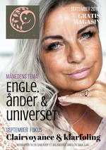 MOOLA magasinet september 2016 ENGLE, ÅNDER & UNIVERSET