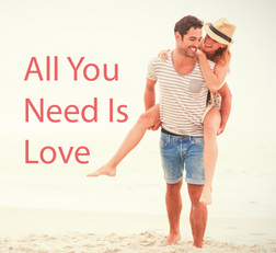 All You Need Is Love. Artikel af Steen Blendstrup