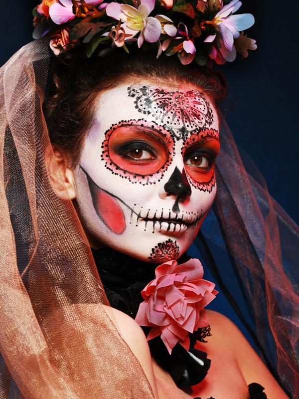 Halloween Hos Moola Har Vi Meget Forskellig Tilgang Til