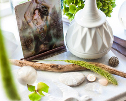 How to make your own personal manifestation altar to create the changes you want to see happen By Louise Lie von Linstow is a recognised therapist, mentor